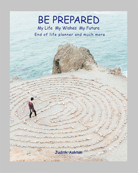 Be Prepared Book • End of life planner